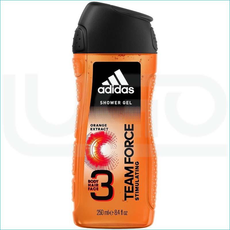Adidas żel pod prysznic 250ml. Team Force