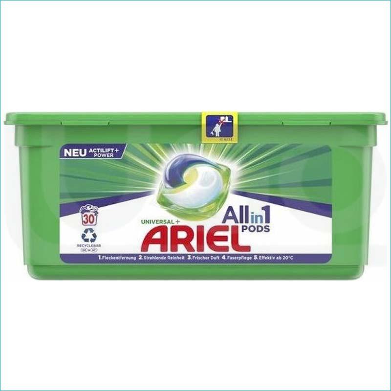 Ariel kapsułki do prania 30 szt. Uniwersal