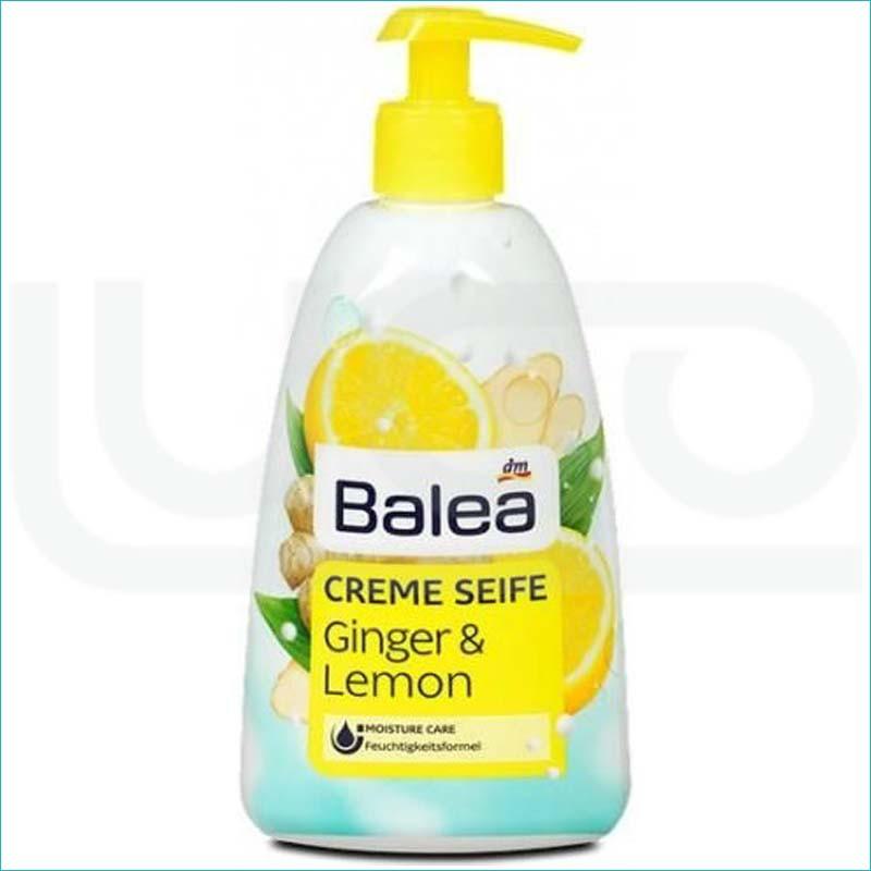 Balea mydło w płynie dozownik 500ml. Ginger&Lemon