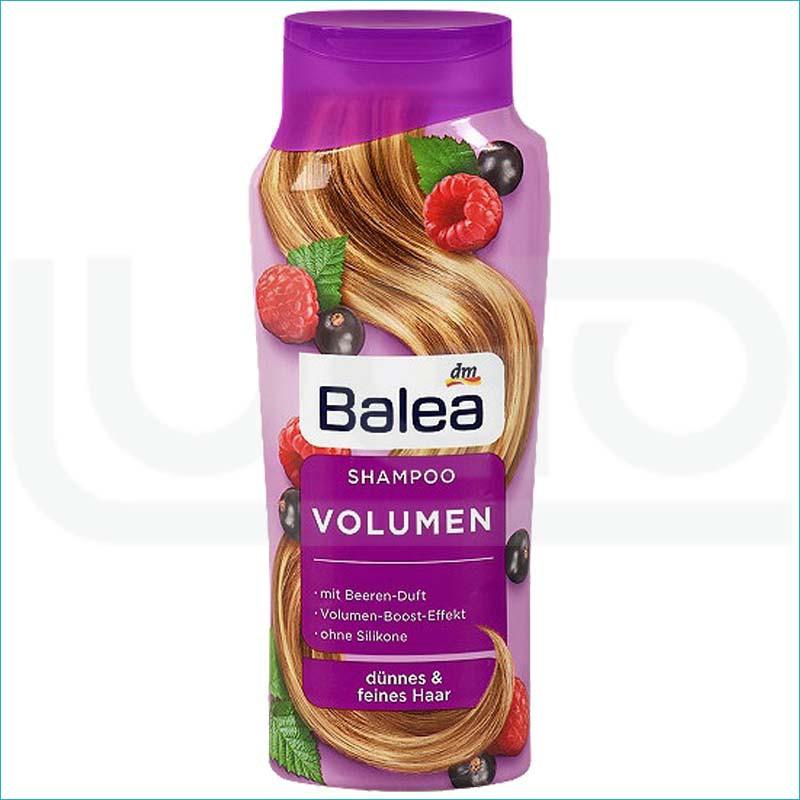 Balea szampon do włosów 300ml. Volumen