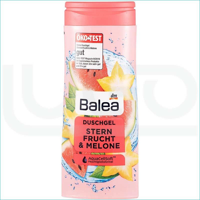 Balea żel pod prysznic 300ml Stern Frucht & Melon