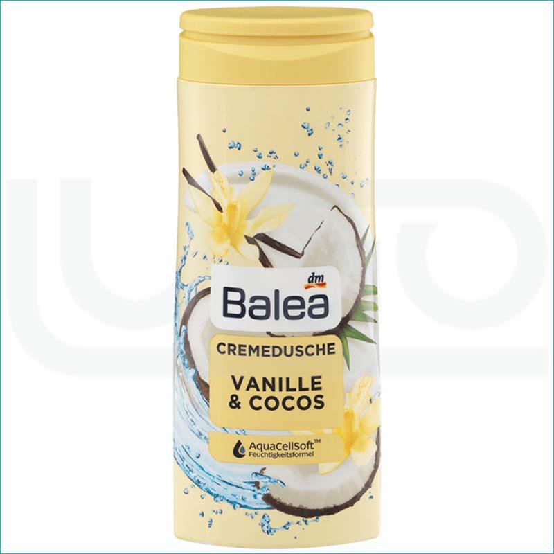 Balea żel pod prysznic 300ml Vanille & Cocos