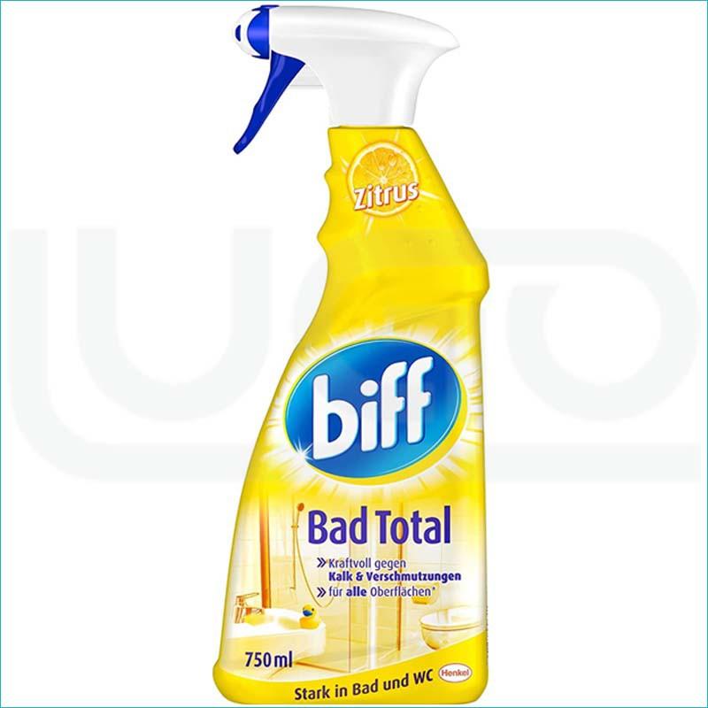 Biff Bad Total spray do czyszczenia łazienki 750ml