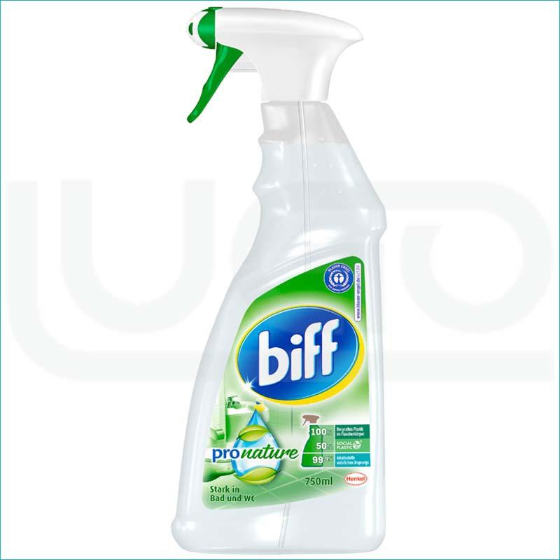 Biff ProNature spray do czyszczenia łazienki 750ml