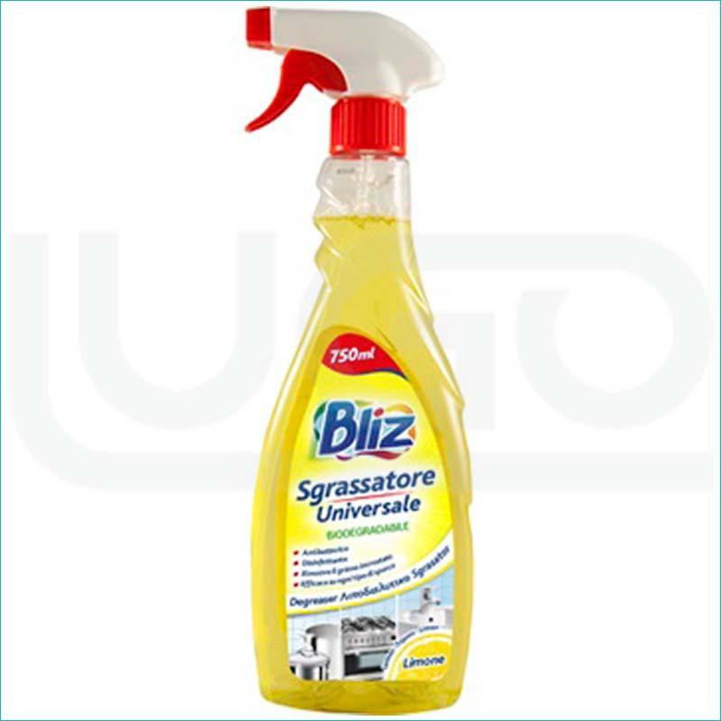 Bliz odtłuszczacz uniwersalny spray 750ml. Limone
