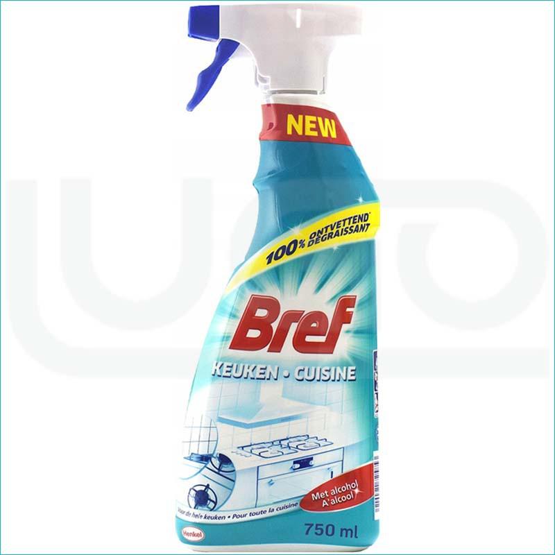 Bref Keuken spray do czyszczenia kuchni 750ml.