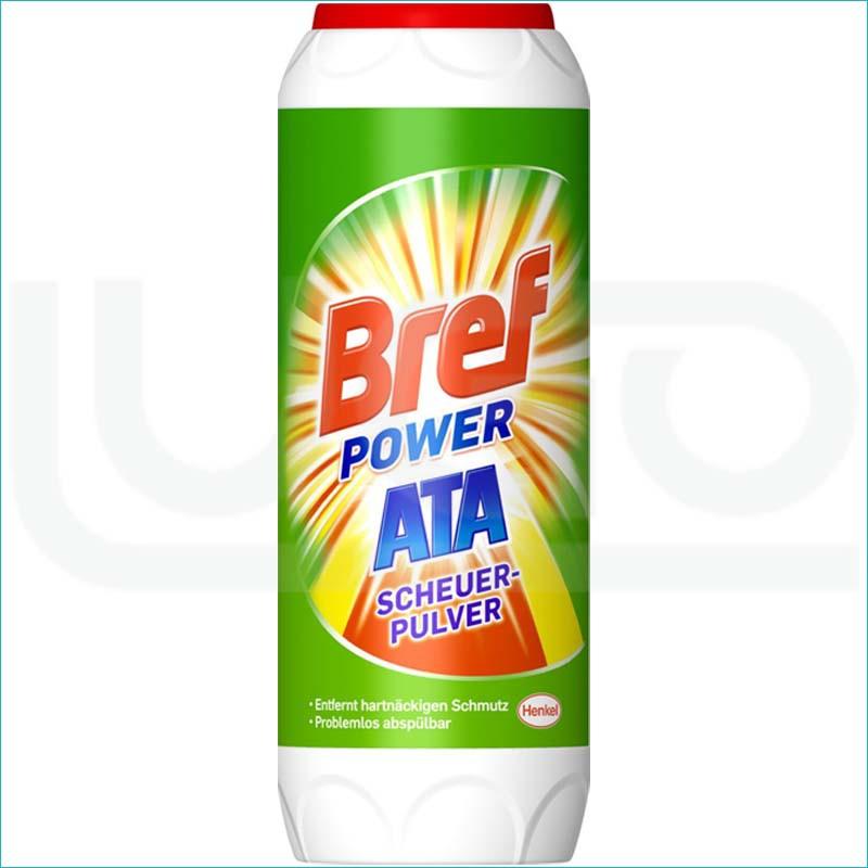 Bref ATA proszek do czyszczenia/szorowania 500g.