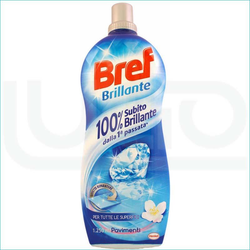 Bref Brillante płyn do mycia podłóg 1,25l Classico