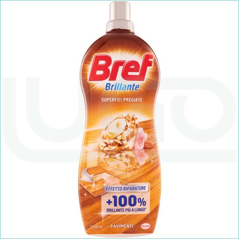 Bref Brillante płyn do mycia podłóg drewn. 1,25l