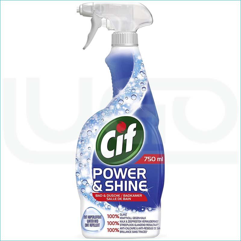 Cif Power&Shine do czyszczenia łazienki 750ml