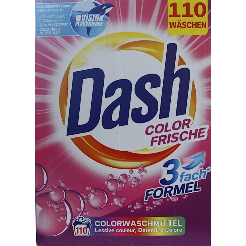 Dash proszek do prania 7,15kg/110 Color