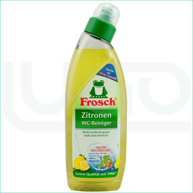 Frosch płyn do WC 750ml. Zitronen