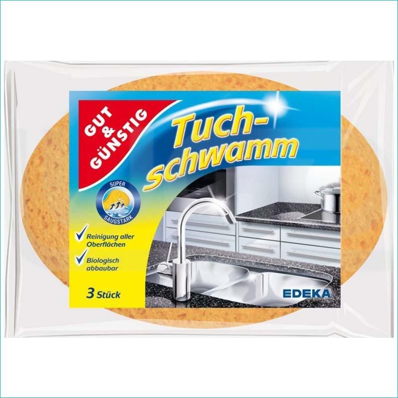 G&G Schwamm ścierka kuchenna ekstra chłonna 3szt.
