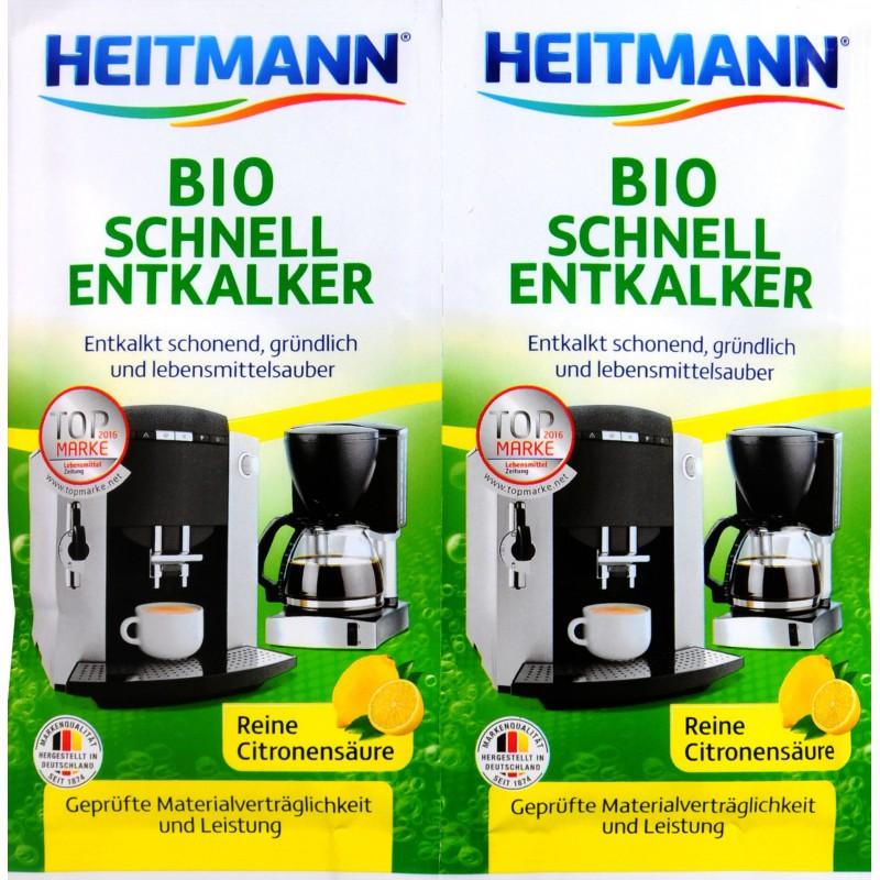 Heitmann odkamieniacz w saszetkach 2x25g