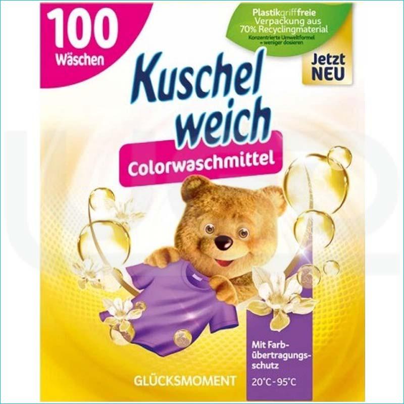 Kuschelweich proszek do prania 5,5kg/100 Color