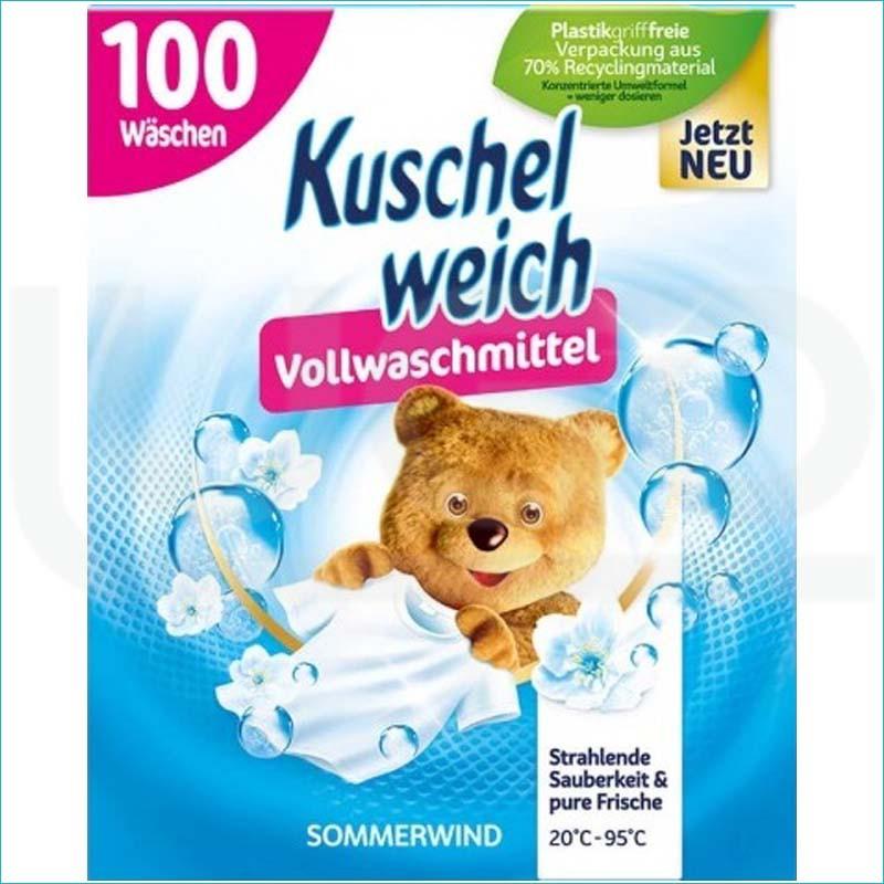 Kuschelweich proszek do prania 5,5kg/100 Uniwersal