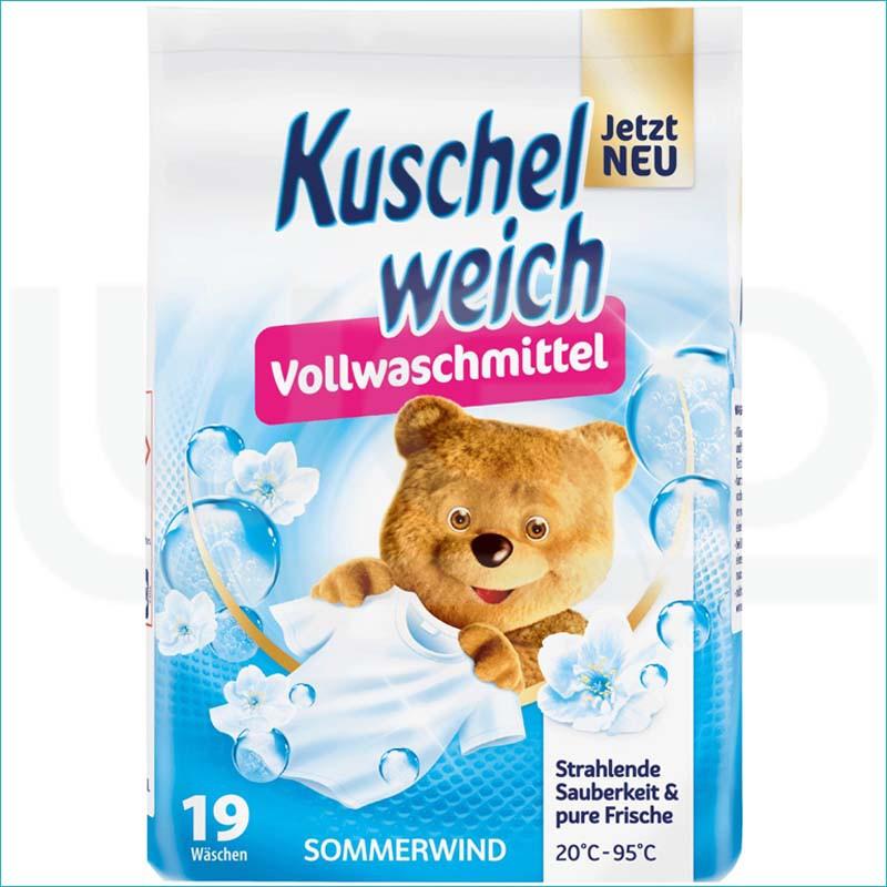 Kuschelweich proszek do prania 1,216kg/19