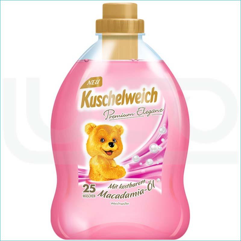 Kuschelweich Prem. płyn do płukania 750ml. Eleganc
