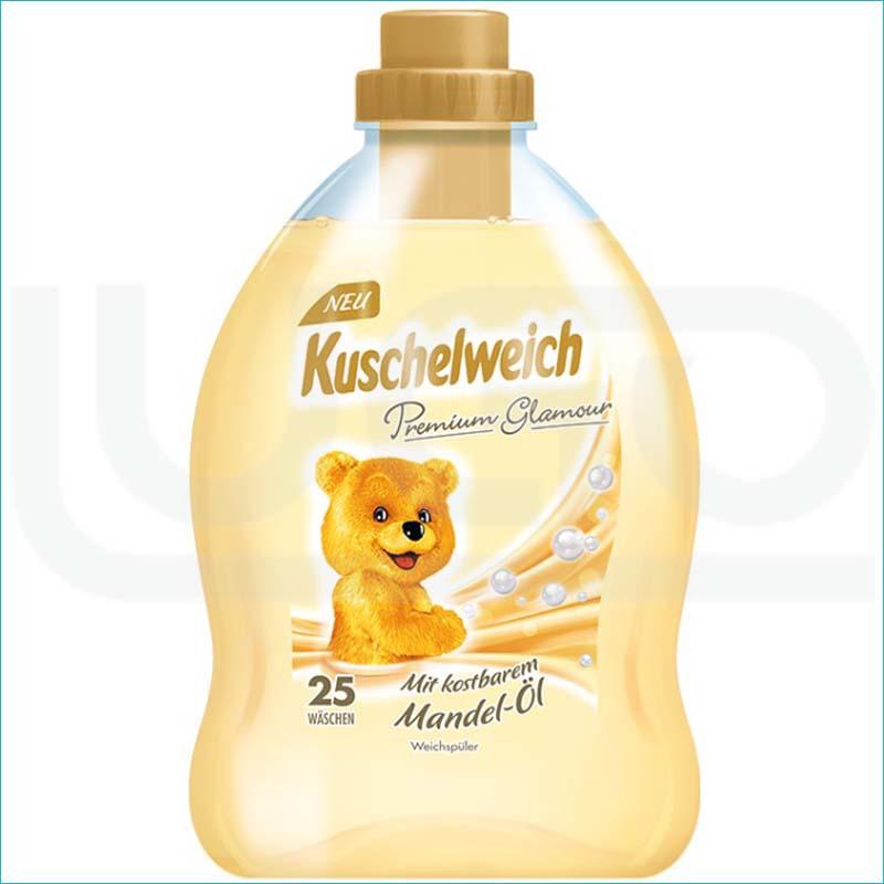 Kuschelweich Prem. płyn do płukania 750ml. Glamour