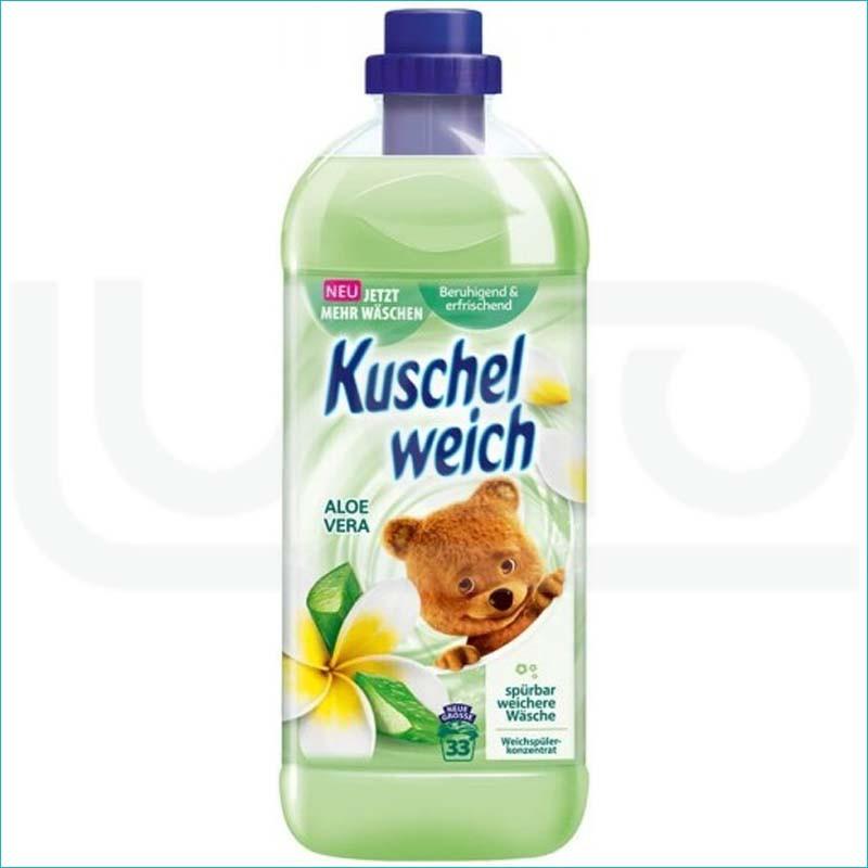 Kuschelweich płyn do płukania 1L. Aloe Vera