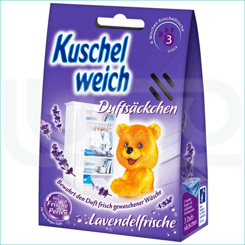 Kuschelweich saszetki zapachowe 3szt. Lavendel