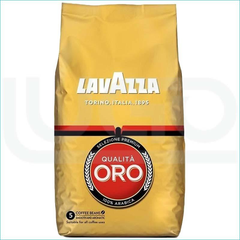 Kawa Lavazza ORO ziarno 1kg.