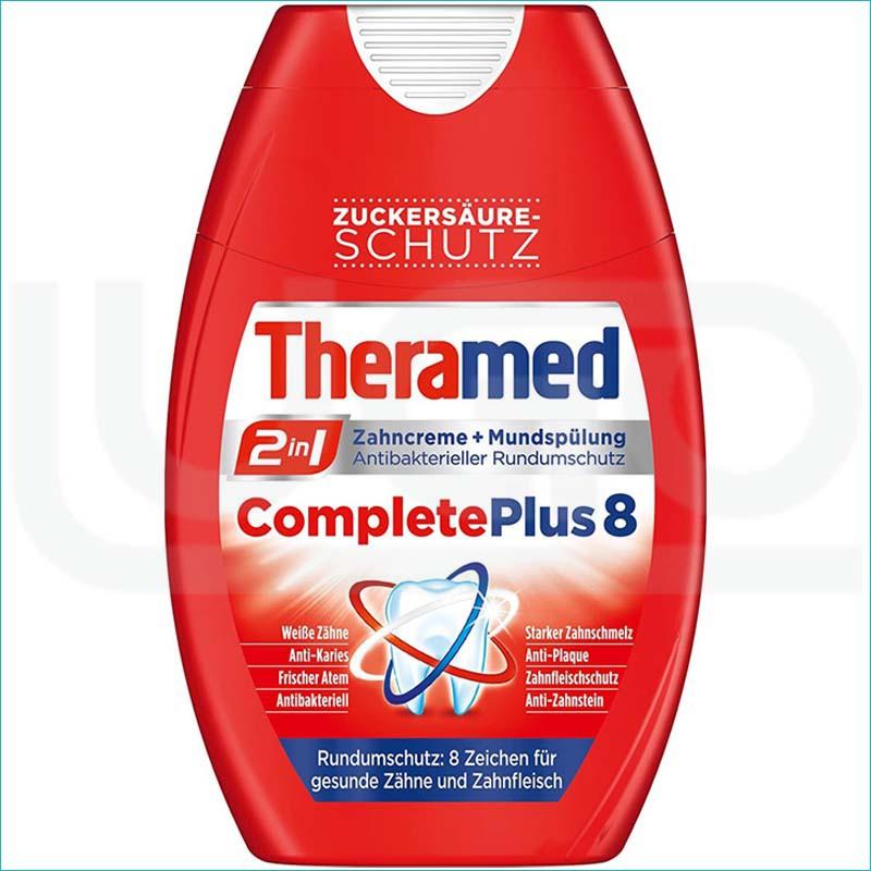 Theramed pasta do zębów 2in1 75ml. Complete Plus 8