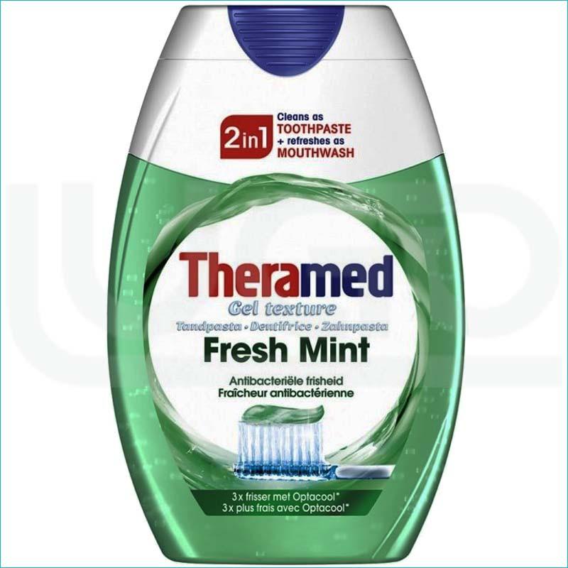 Theramed pasta do zębów 2in1 75ml. Fresh Mint