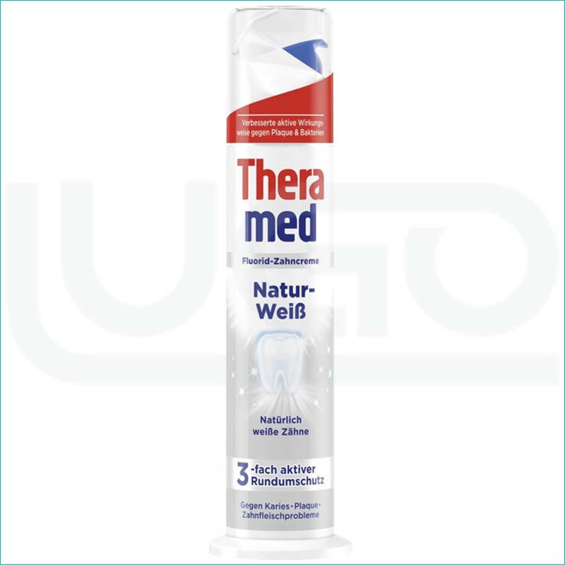 Theramed pasta do zębów 100ml. Natur Weiss