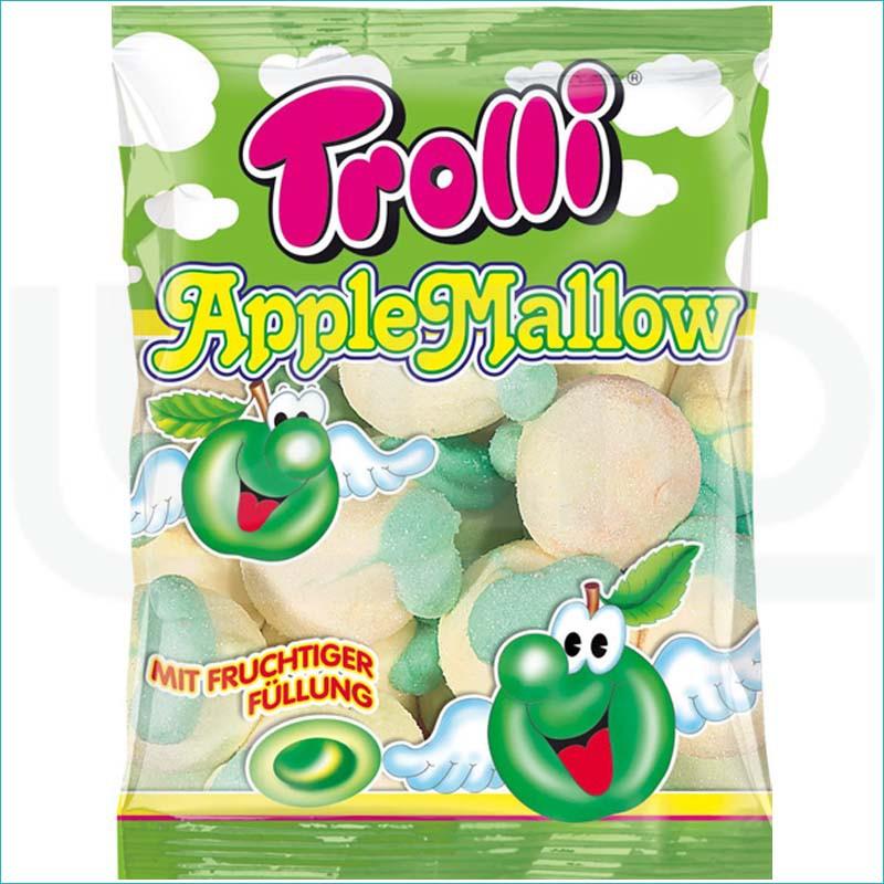 Trolli pianki 150g. Apple Mallow