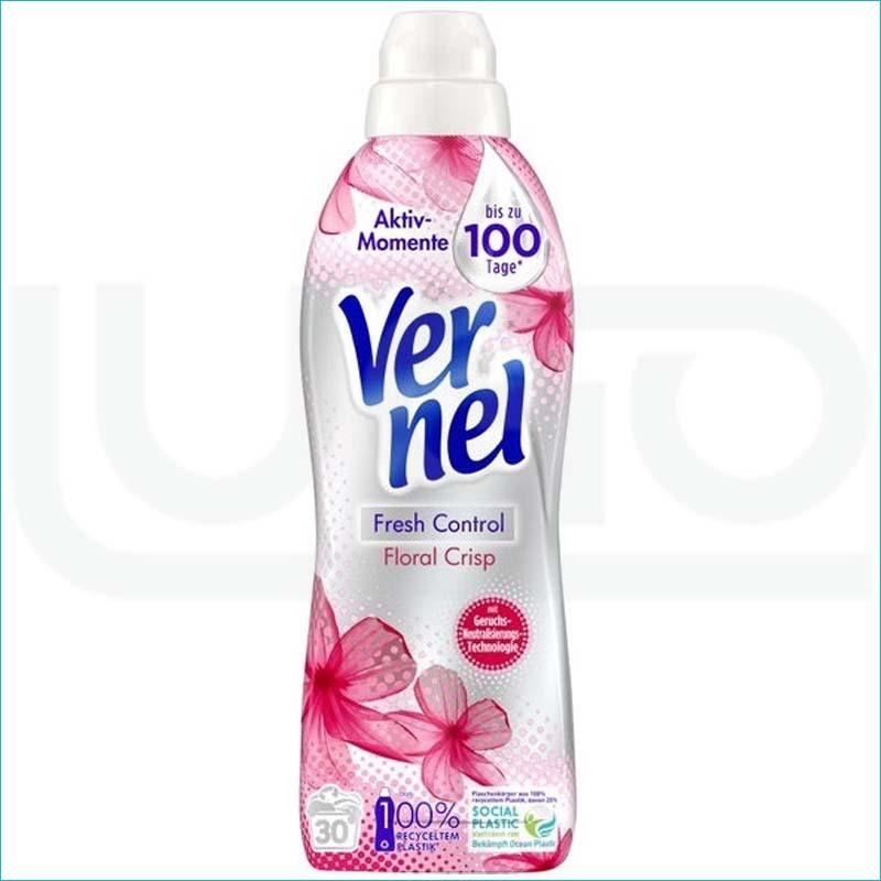 Vernel płyn do płukania 900ml Floral Crisp