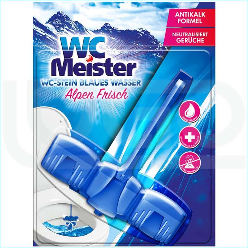 WC Meister zawieszka barwiąca 45g. Alpen Frisch