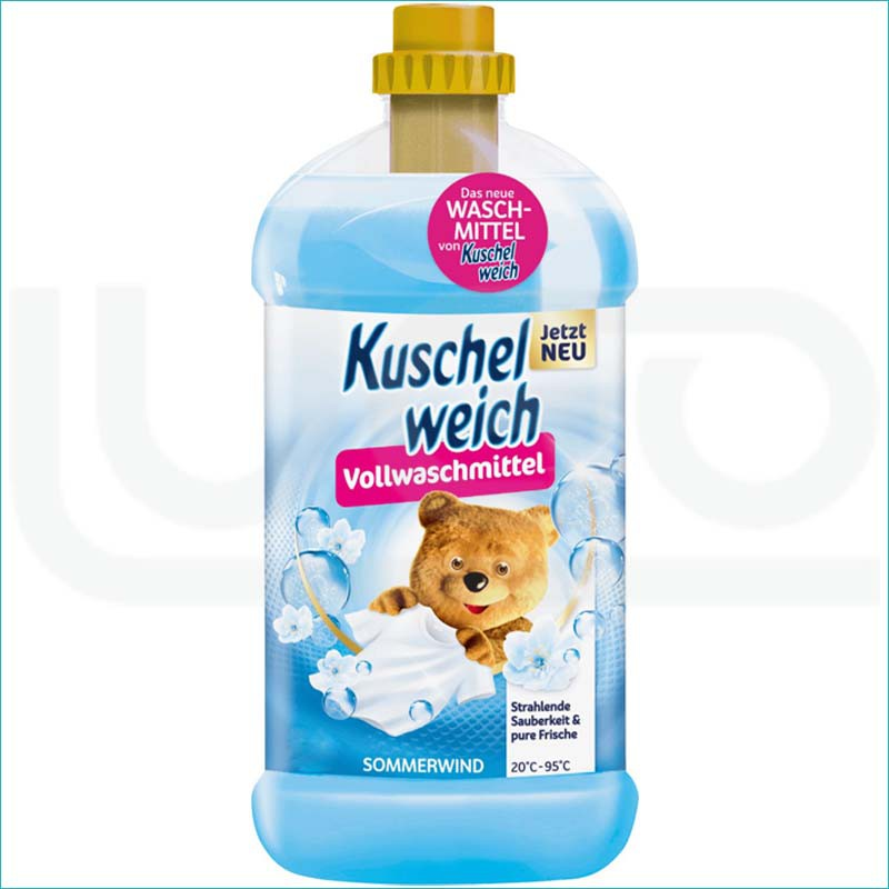 Kuschelweich płyn do prania 1,925l/35 Uniwersal