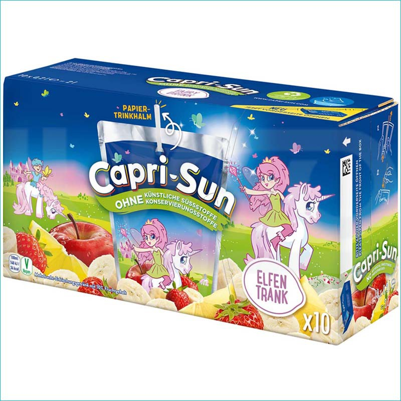Capri-Sun sok elfentrank 10szt/200ml