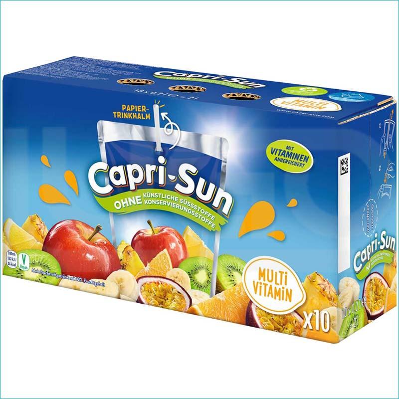Capri-Sun sok multivitamin 10szt/200ml
