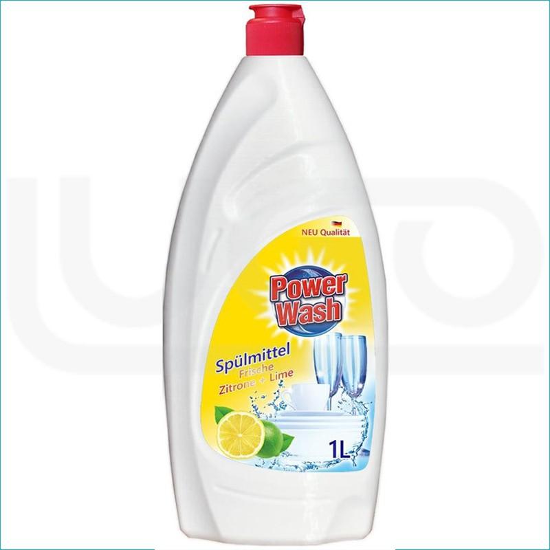 Power Wash płyn do naczyń 900ml. Zitrone & Lime