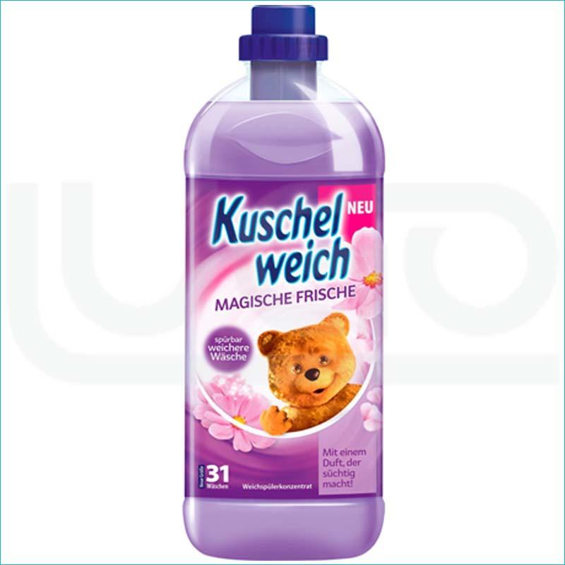 Kuschelweich płyn do płukania 1L. Magische Frish