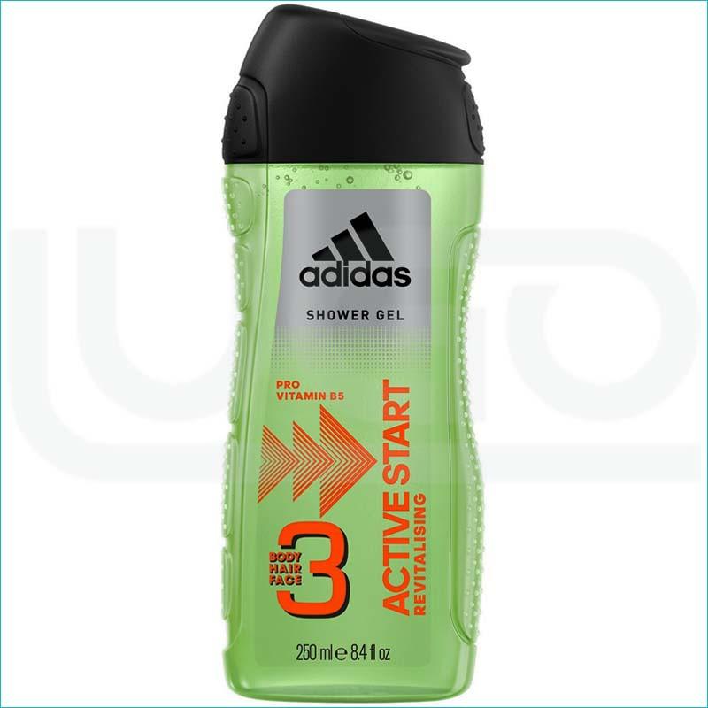 Adidas żel pod prysznic 250ml. Active Start