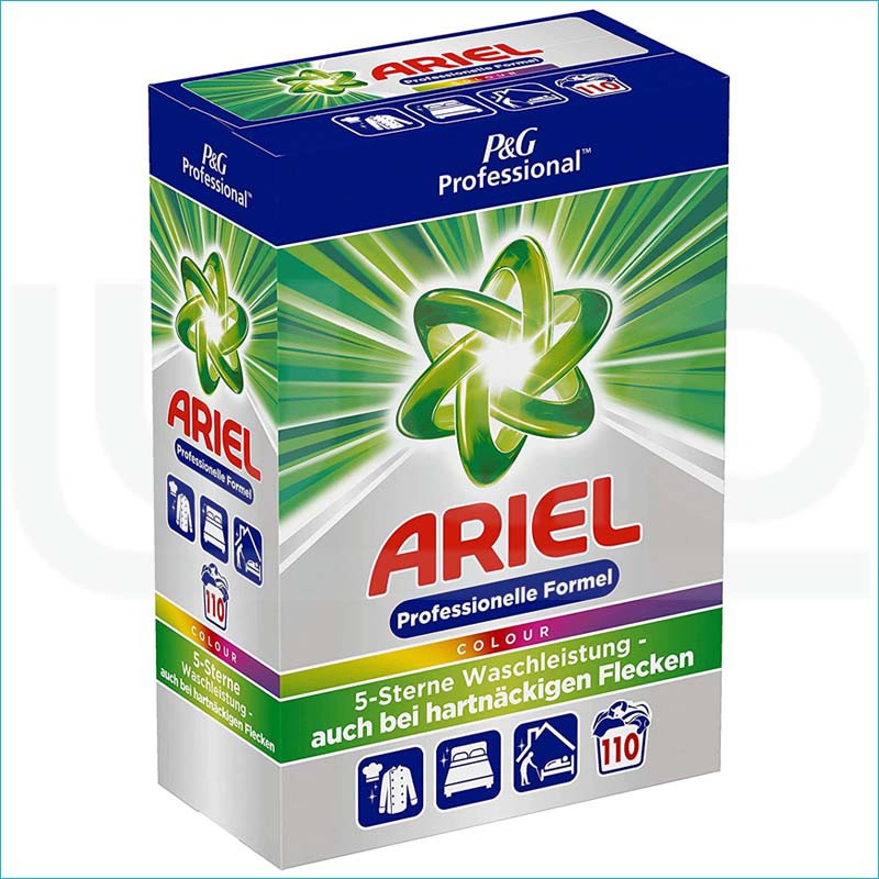 Ariel proszek do prania 7,15kg/110 Color Prof.