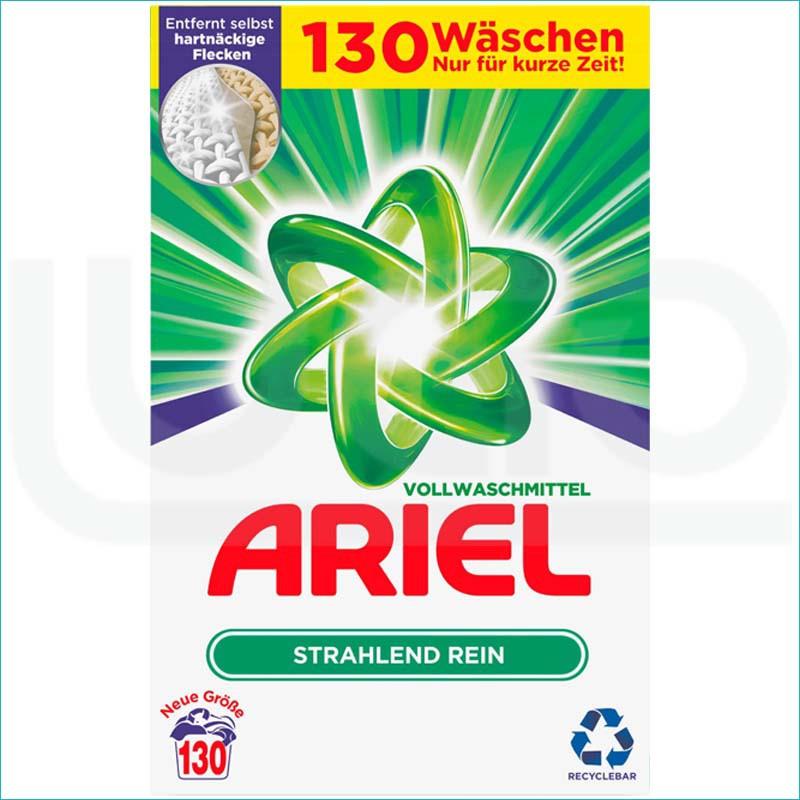 Ariel proszek do prania 8,450kg/130 Uniwersal