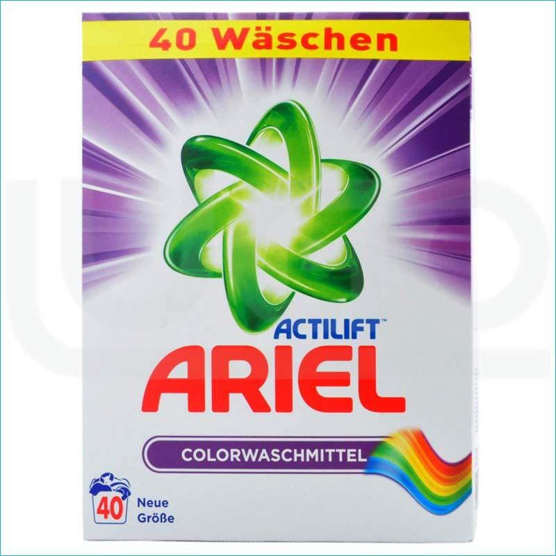 Ariel proszek do prania 2,6kg/40 Color