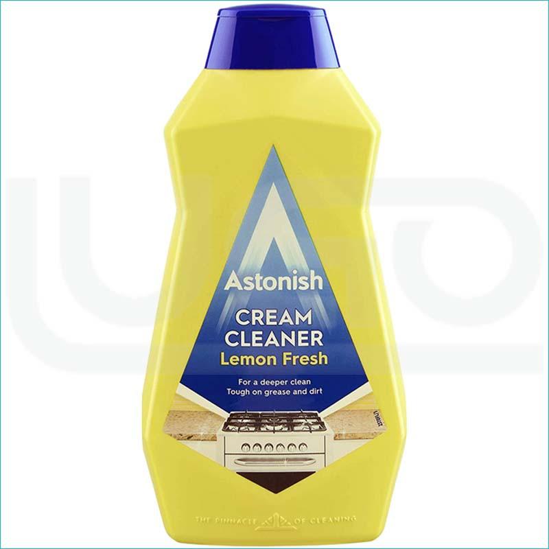 Astonish mleczko do czyszczenia 500ml. Lemon Fresh