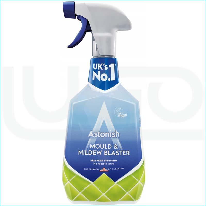 Astonish płyn do usuwania pleśni i grzybów 750ml.