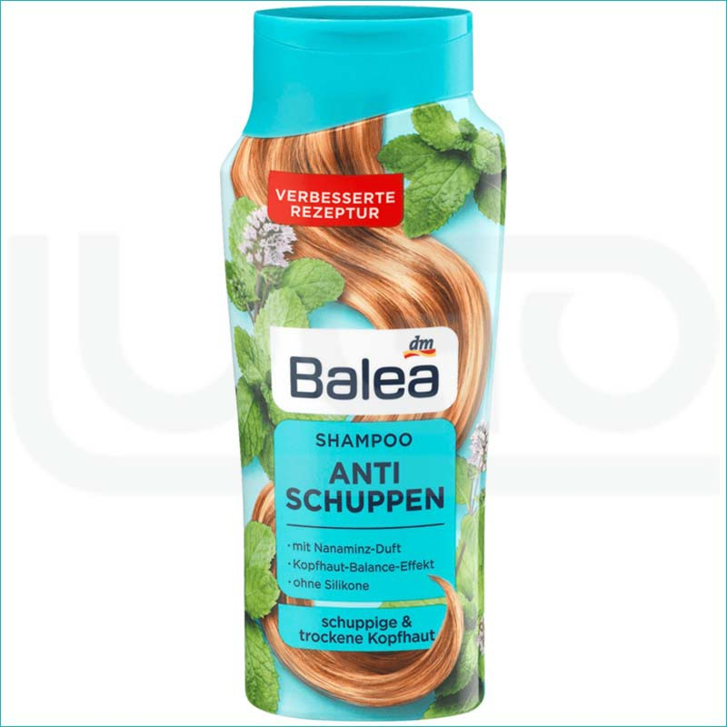 Balea szampon do włosów 300ml. Anti Schuppen