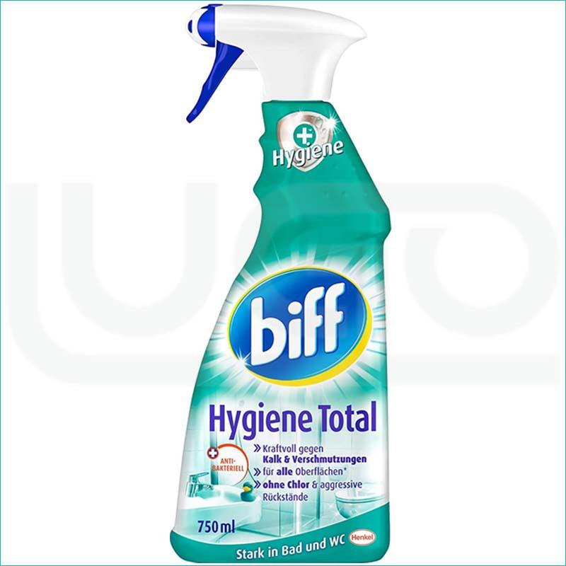 Biff Hygiene spray do czyszcz. antybakter. 750ml