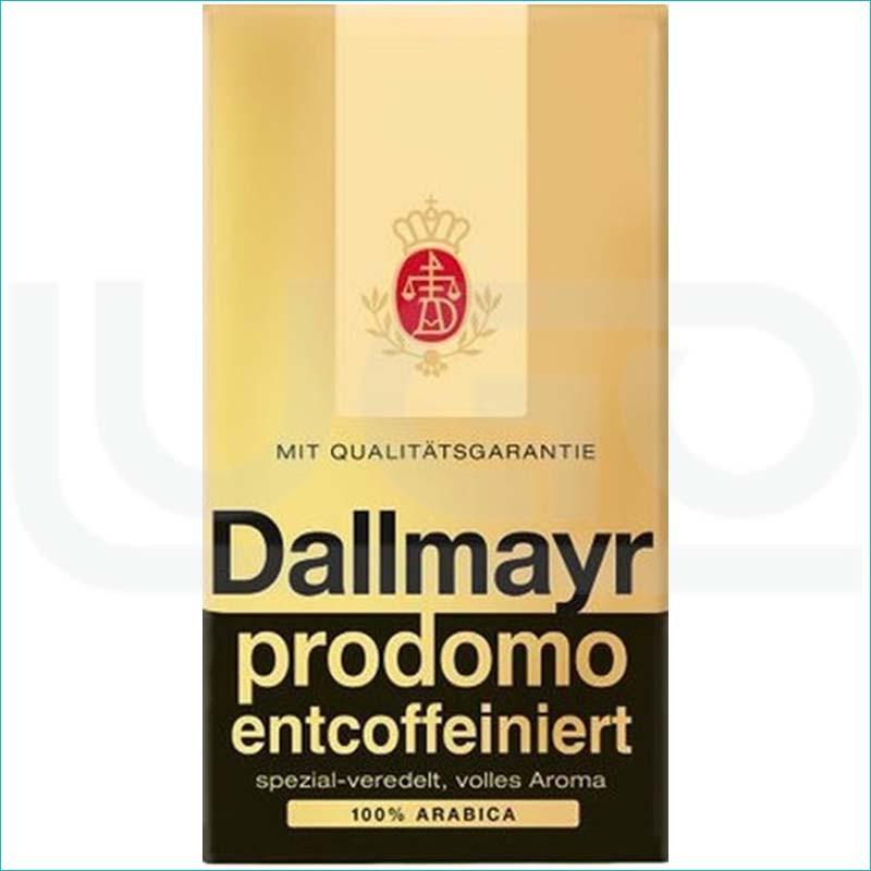 Kawa Dallmayr Entcoffeiniert mielona 500g.