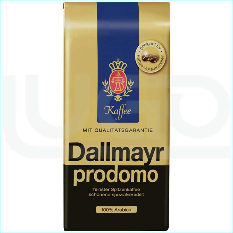 Kawa Dallmayr ziarno 500g.