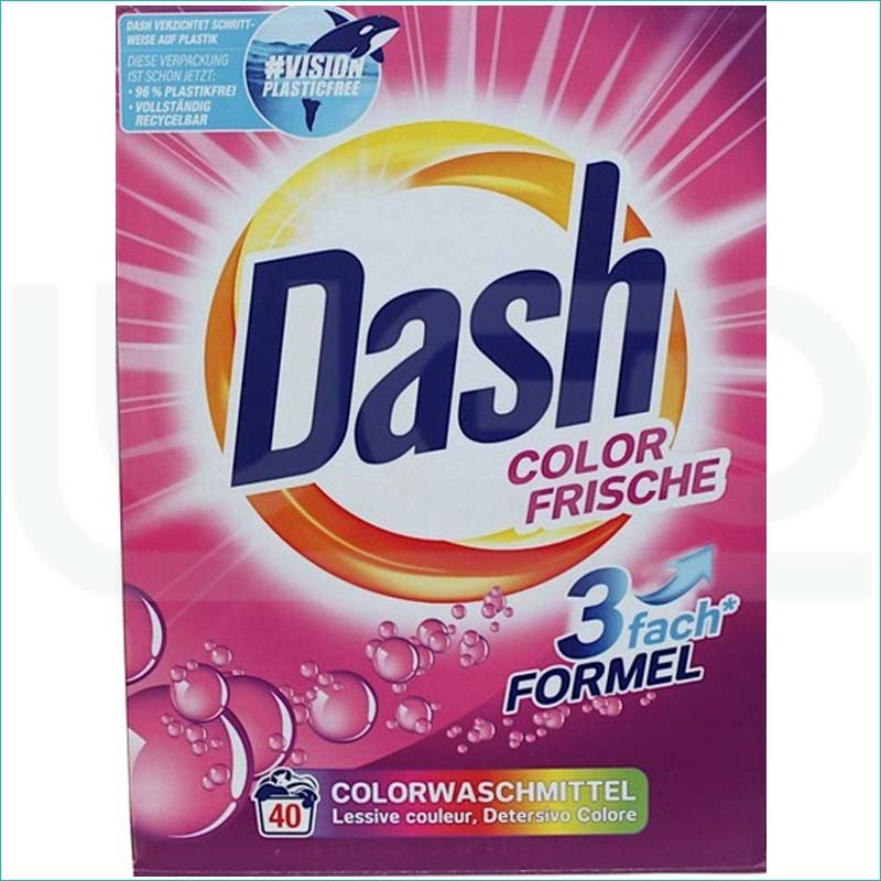 Dash proszek do prania 2,6kg/40 Color