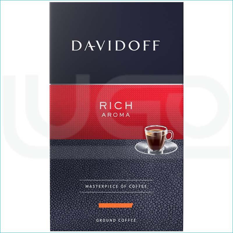 Kawa Davidoff mielona 250g. Rich Aroma