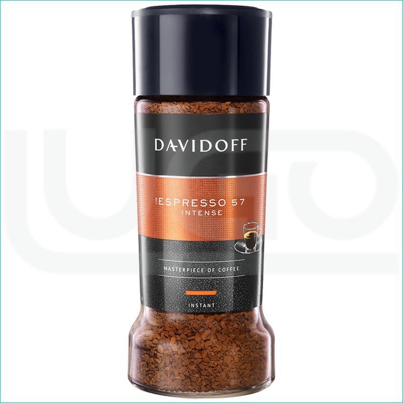 Kawa Davidoff rozpuszczalna 100g. Espresso 57